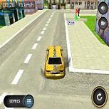Парковка: Водитель Такси