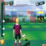 Футбол: 10 Ударов