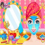 Принцесса в Салоне Красоты