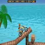 Мотоциклы: Ярость Пустыни 3Д