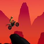 Мотоциклы: Гонки по Вулкану