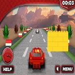 Игра Тачки 2: Лего Гран-При