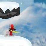Лего Ниндзяго: Секретный Ключ