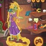 Рапунцель: Зомби Проклятье