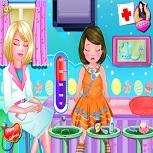 Больница: Виктория у Доктора
