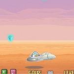 Игра Angry Birds Космические Гонки