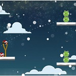 Angry Birds Новый Год