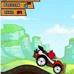 Игра Angry Birds Гонки