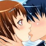 Поцелуи: Аниме