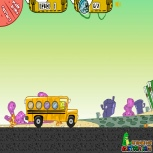 Автобус Губки Боба