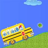 Автобус со Смурфиками