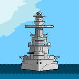 Бастующий военный корабль