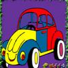 Раскрась машину