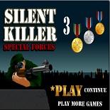 Бесшумный снайпер – убей одной пулей