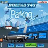 Боинг 747 парковка