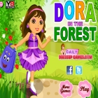 Даша в лесу