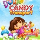 Даша перевозит конфеты