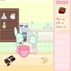 Кролики на кухне