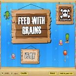 Доставь мозги для зомби