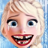 Эльза у Стоматолога