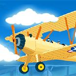 Гонки На Самолетах В 3D