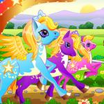 Пони гонки онлайн
