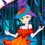 Аниме: Чародейка на Хэллоуин