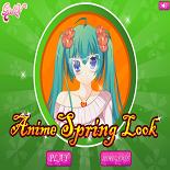 Аниме: Весенний Образ