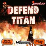 Аниме: Защита от Титанов