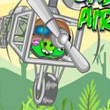 Bad Piggies: Воздушный Удар