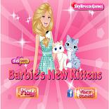 Барби Ухаживает за Котятами