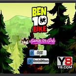 Бен 10 на велосипеде – активный отдых