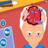 Больница: Операция на Мозгу Дедушки
