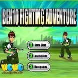 Борьба Бена 10 приключение