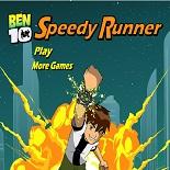 Быстрый бегун Бен 10 – новые тренировки