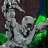 Черная Пантера: Преследование в Джунглях