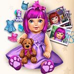 Для девочек 2-3 лет: создай куклу