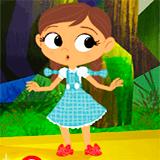 Дороти и Волшебник Страны Оз: Бег Дороти