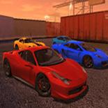 Дрифт на Крутых Машинах 3Д