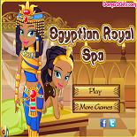 Египетская Королева в Салоне Красоты