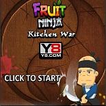 Фруктовый Ниндзя на Кухне