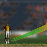 Футбол с навесными ударами