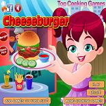 Готовим Еду: Чизбургер