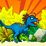 Грузовик Динозавра