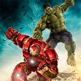 Халк: Халк Против Железного Человека
