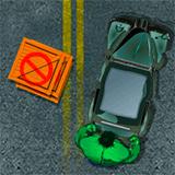 Халк: Толкаем Авто