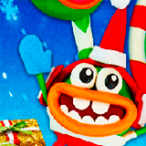 Хлебоутки: Веселое Рождество