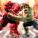 Железный Человек: Против Халка