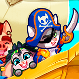 Карманные Пираты: Земля Сокровищ