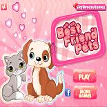 Кошка и Собака — Друзья
